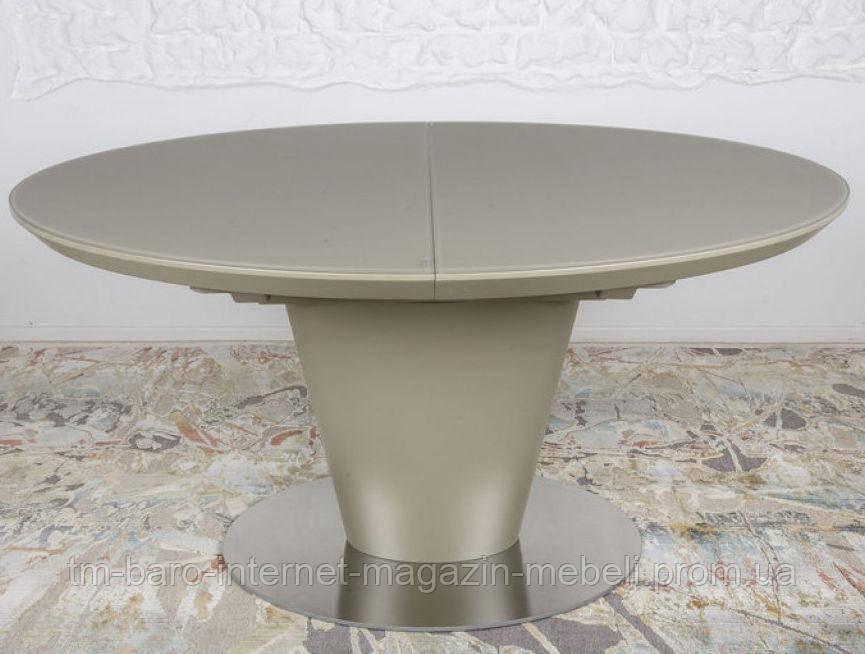 Стол Georgia 140 (Джорджия), мокко (Бесплатная доставка), Nicolas