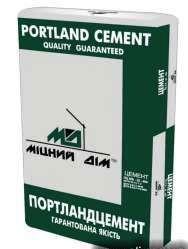 Цемент ПЦ 500  Міцний дім (50 кг)