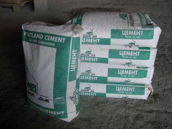 Цемент ПЦ 500  Міцний дім (50 кг), фото 2