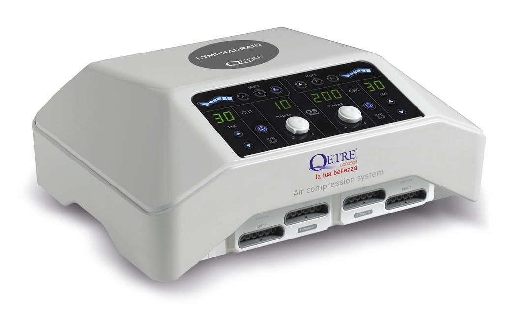 Qetre Presoterapia Lymphadrain / Апарат для пресотерапії