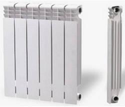 Радиатор отопления алюминиевый Элеганс 96 мм (секция)
