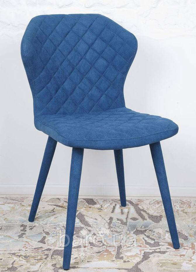 Стул VALENCIA (60*51*88 cm - текстиль) бирюза, Nicolas