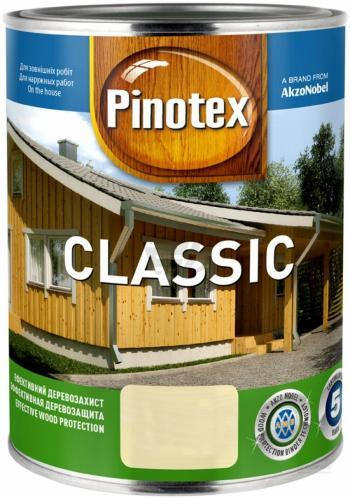 Фарба Classic PINOTEX безбарвна 1 л   /6шт/