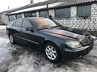 Авторозборка Mercedes w220 4.0 cdi запчастини, фото 1