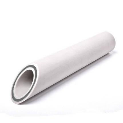Труба пластиковая для отопления Fiber d 40, фото 2