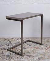 Стол приставной-консоль York (Йорк), мокко (Бесплатная доставка), Nicolas