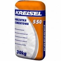 "Штукатурная смесь Kreisel ""ZEMENT VORSPRITZER 550"" 30 кг"