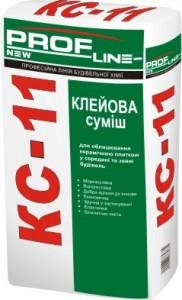Клей для плитки эластичный Профлайн КС-11
