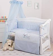 Детская постель Twins Evolution Котик и собачка 7 эл A-103