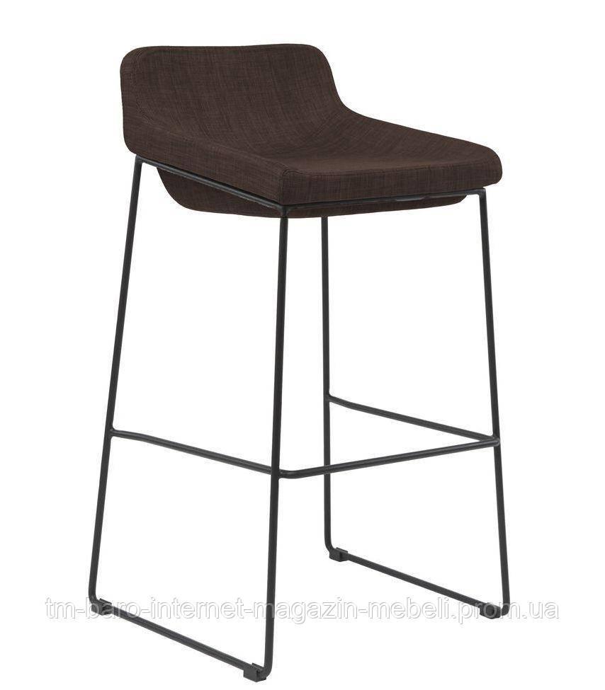 Стул барный Comfy (Комфи), коричневый, Concepto