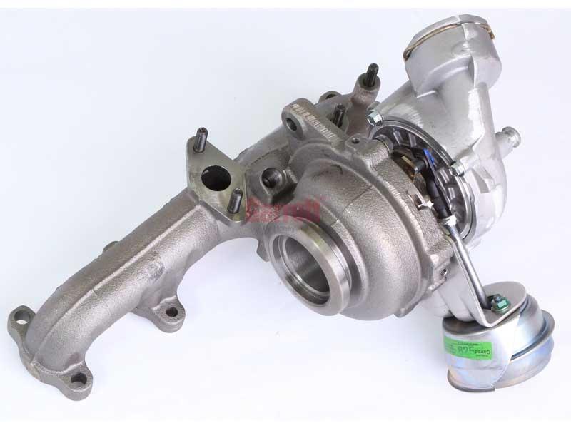 Турбина 765261-5007S (Volkswagen Golf V 2.0 TDI 140 HP)