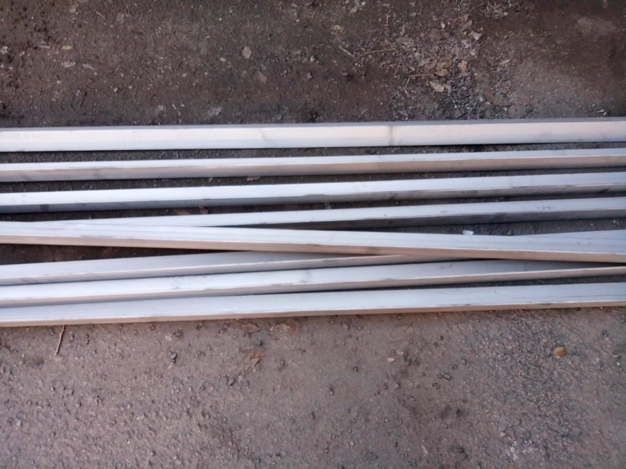 Алюминиевый квадрат 35 мм 6060 Т6 (АД31Т)