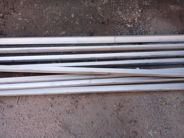 Алюминиевый квадрат 35 мм 6060 Т6 (АД31Т), фото 2