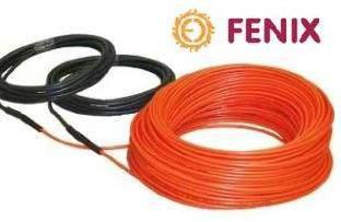 Теплый пол в стяжку Fenix ASL1P-18 (Чехия) - одножильный нагревательный кабель, фото 2