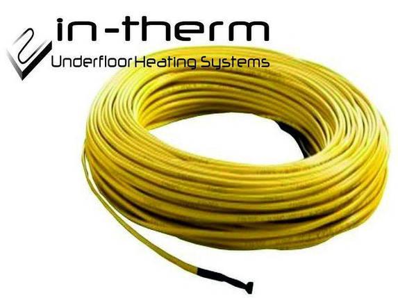 Кабель теплого пола In-Therm 3.8 кв.м 640 Вт, фото 2