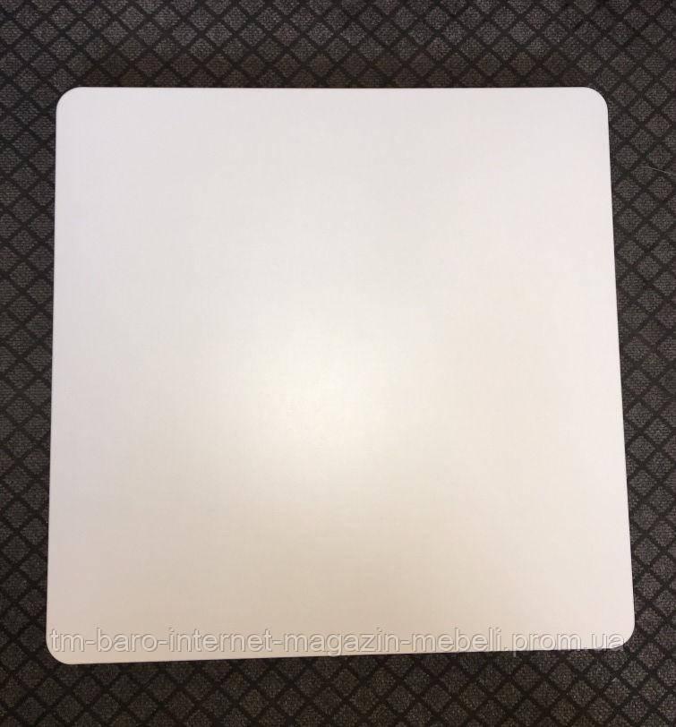 """Столешница """"Белл"""", 70х70 см, цвет белый"""