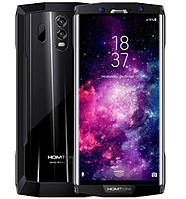 Смартфон Homtom HT70 Black 4/64GB + Чехол