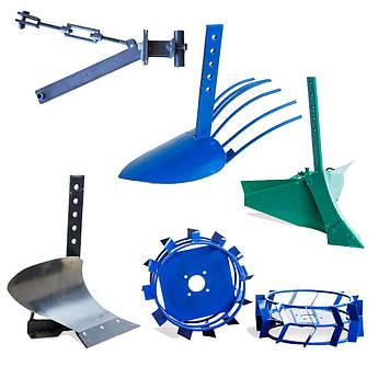 Комплект навесного оборудования для мотоблоков (к-кт DELUXE)