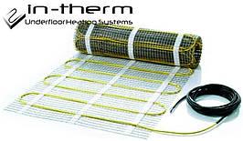 Двужильный мат In-Therm 2,2 кв.м 460 Вт для теплого пола