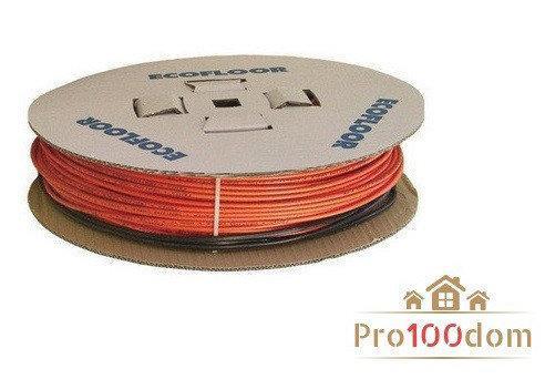 Тонкий кабель для теплого пола FENIX ADSV 3 кв.м, 450 Вт