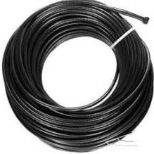 Нагревательный кабель для теплого пола Hemstedt 8 кв.м, 1200 Вт