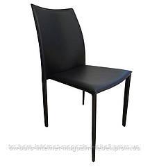 Стул Grand (Гранд) Concepto кожаный, черный