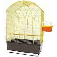 GEMMA GOLD  Золотая клетка для птиц.50*30*h75