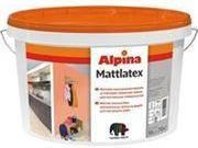 Краска интерьерная Alpina Mattlatex, 10 л