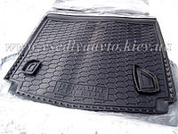 Коврик в багажник на Renault Koleos с 2017- (Avto-gumm) пластик+резина