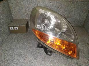 №69 Б/у фара права для Renault Kangoo 03-09