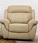 Комплект мебели Соренто с механическим реклайнером (диван тройка + два кресла), фото 3