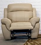 Комплект мебели Соренто с механическим реклайнером (диван тройка + два кресла), фото 4