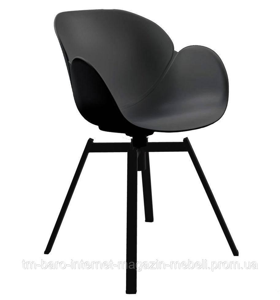 Кресло Spider (Спайдер) поворотное, Concepto, черное
