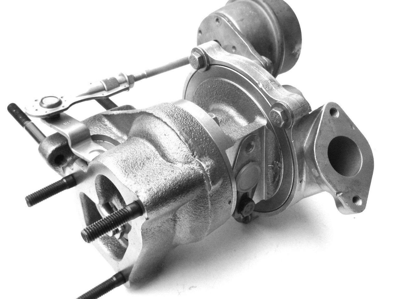 Турбина 54359880018 (Fiat Cinquecento SJTD 75 HP)