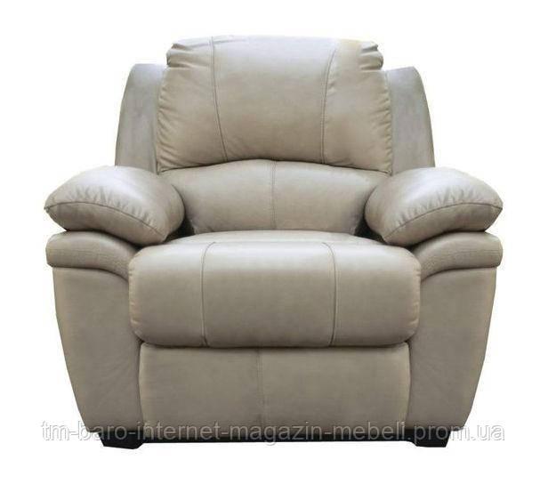 Кресло Палермо с механическим реклайнером