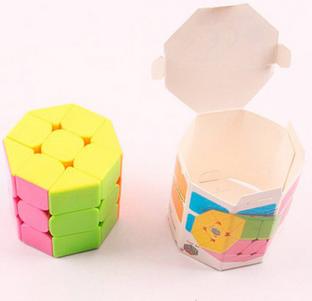 Логический кубик рубик.Головоломка кубик рубика.Кукбик рубик многогранник.
