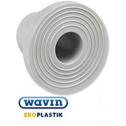 Фланец пластиковый d 90 Ekoplastik