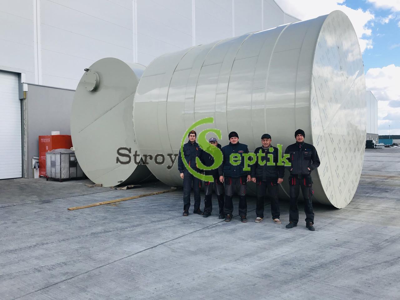 Септик Резервуар - 15 куб.м.