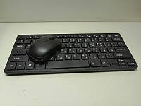 Беспроводной комплект клавиатура и мышка Mini Keyboard