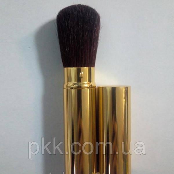 Кисточка для макияжа QPI PROFESSIONAL натуральная СВ 3006
