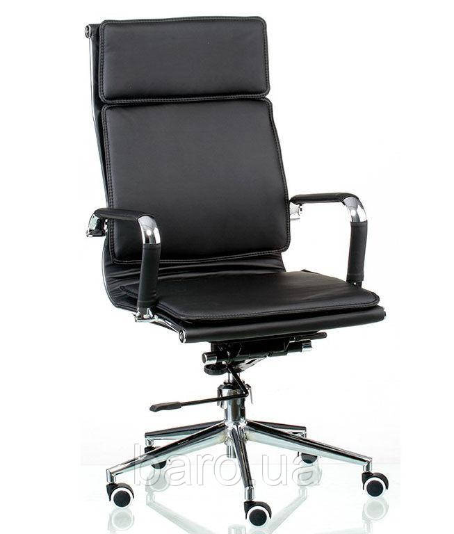 Кресло Solano 4 (Солано) artleather black (E5210), Special4You (Бесплатная доставка)