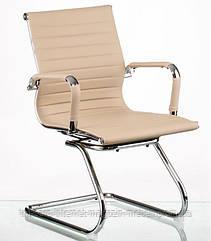 Кресло Solano (Солано) office artleather beige (E5906) беж, Special4You