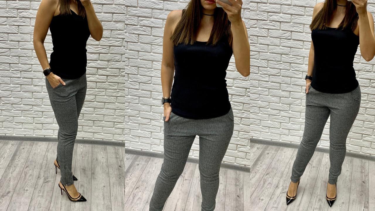 54f3215b3df08 Брюки женские с змейками 28156: Интернет-магазин модной женской ...