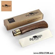 Ніж Old Bear ® Classical Walnut 9307/23LN (Італія), фото 2