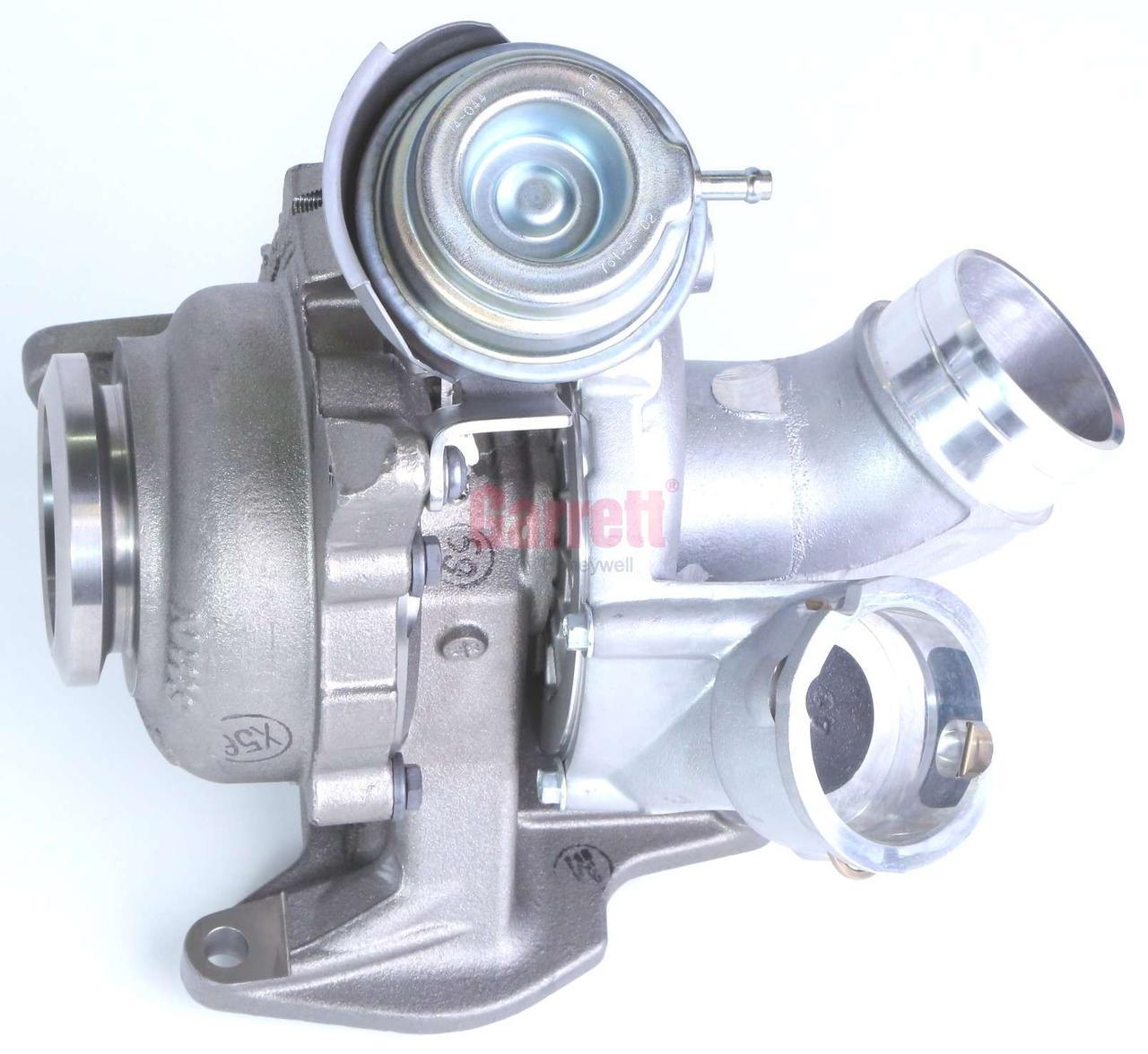 Турбина 760700-5004S (Volkswagen Touareg 2.5 TDI 174 HP)