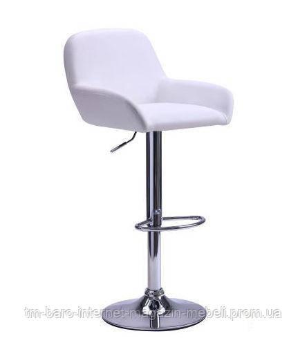 Барный стул Juan (Жуан), белый
