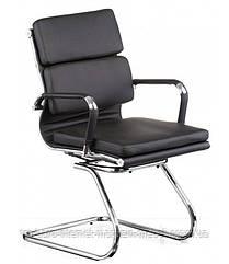 Кресло Solano 3 (Солано) office artleather black (E5920) черный, Special4You