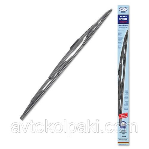 Дворник  стеклоочистителя каркасные ALCA 20/500 мм