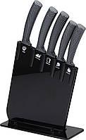Набір кухонних ножів з підставкою 6 пр. San Ignacio SG-4330