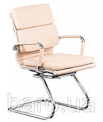 Кресло Solano 3 conference beige (E4831) бежевый, Special4You (Бесплатная доставка)